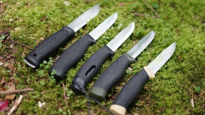 モーラナイフ おすすめ 種類