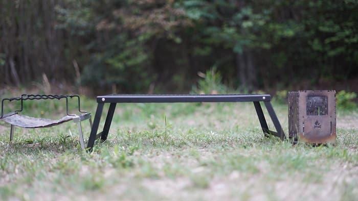 アイアンメッシュテーブル