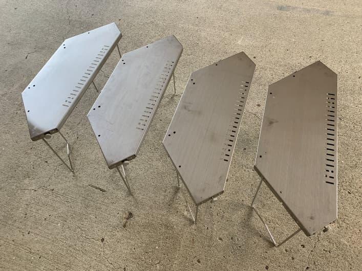 ジカロテーブル天板